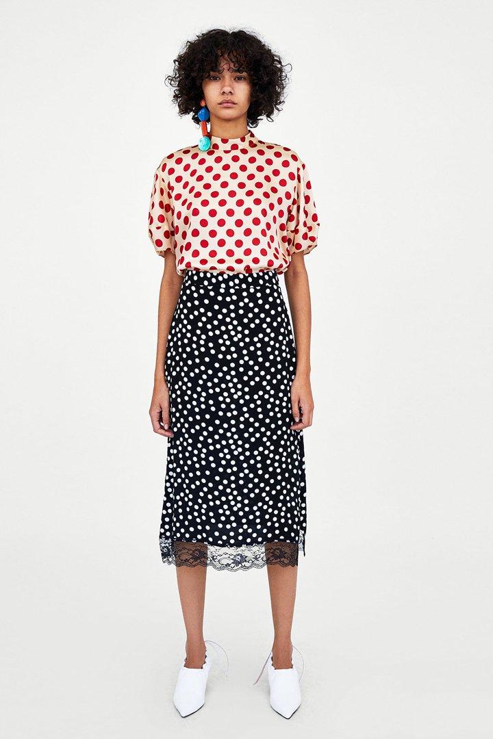 Primavera Esta Stylelovely Faldas Shopping 100 Para Midi xqR6wtIO
