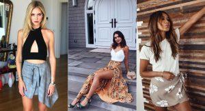 La falda pareo del verano