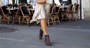 11 faldas midi que no dejarás de usar en verano