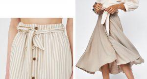 Las faldas que te solucionarán el verano