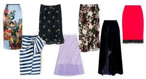 15 faldas para invitadas