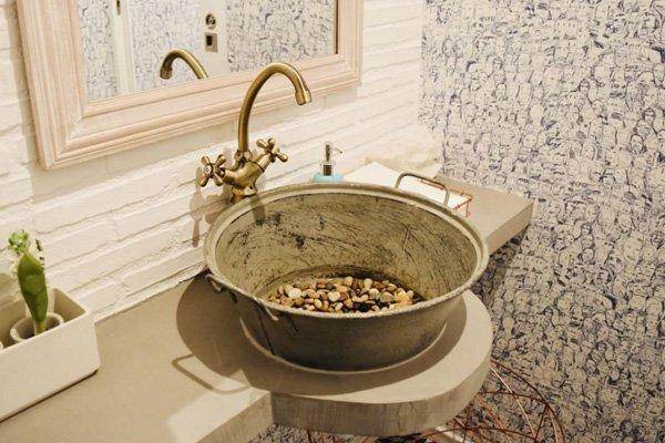 ¡Hasta el cuarto de baño es bonito!