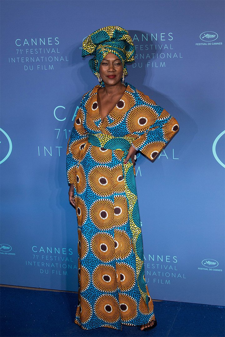 Khadja Nin en Cannes 2018