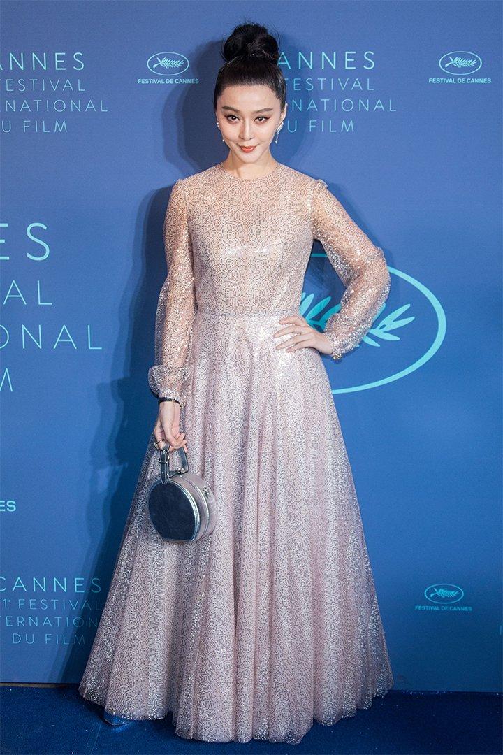 Fan Bing Bing en Cannes 2018