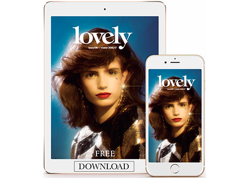 Lovely The Mag 08 ya está disponible para iPad