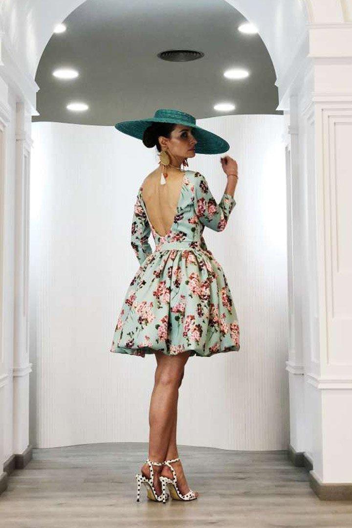 Boüret: vestidos de invitada verano