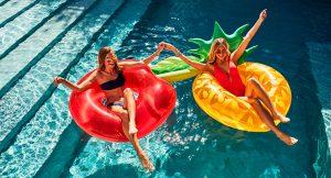 Los flotadores que tienes que tener para ser la más cool este verano