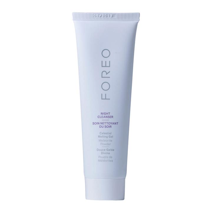 Limpiador facial de Noche de Foreo: productos cuidar piel mientras duermes