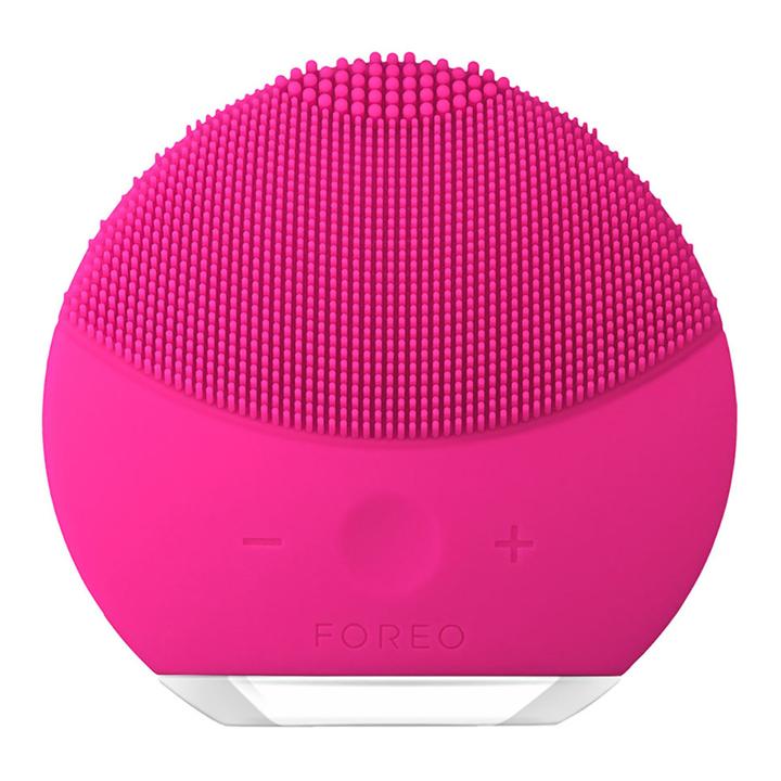 Dispositivo de Limpieza facial y Anti-edad Luna Mini 2 Fuchsia de Foreo: productos mimar tu piel