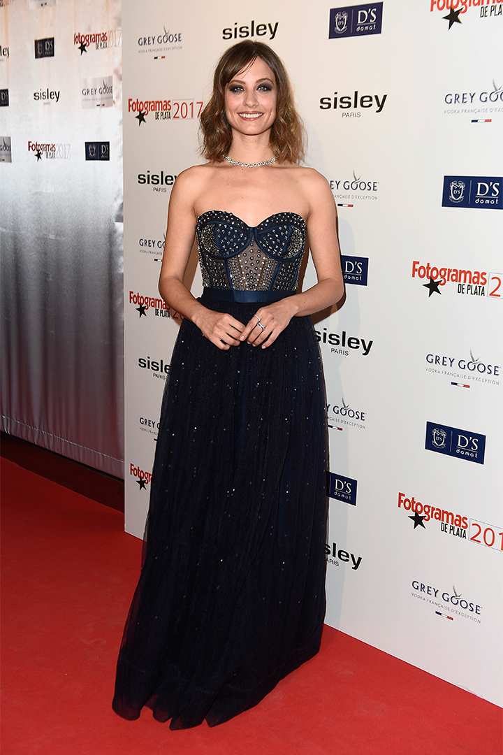 Michelle Jenner en los Fotogramas de plata 2017