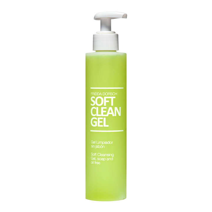 Soft Clean Gel Stem Cells de Fridda Dorsch: productos piel luminosa
