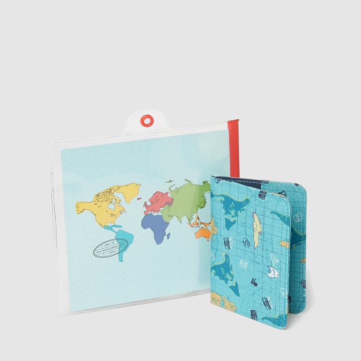 Funda para pasaporte de El Corte Inglés: piezas cumplir propósitos