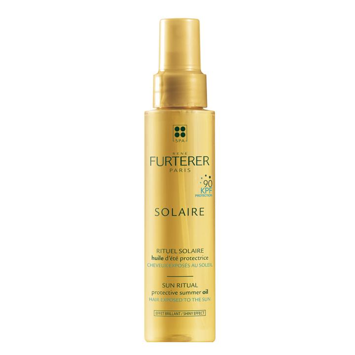 Furterer: productos proteger cabello del sol
