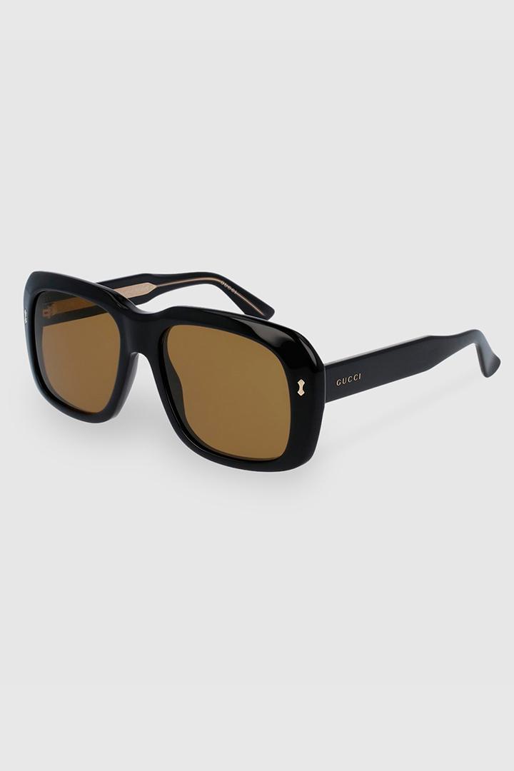 Gafas retro de Gucci