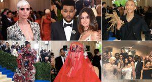 10 cosas que pasaron en la Gala Met 2017 y que necesitas saber