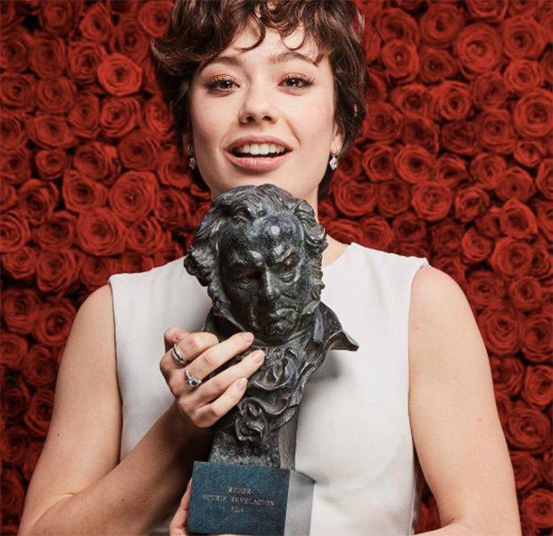 Ganadores premios Goya 2017