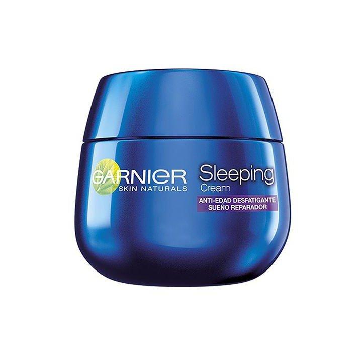 Garnier: Cremas antiarrugas mejores que botox