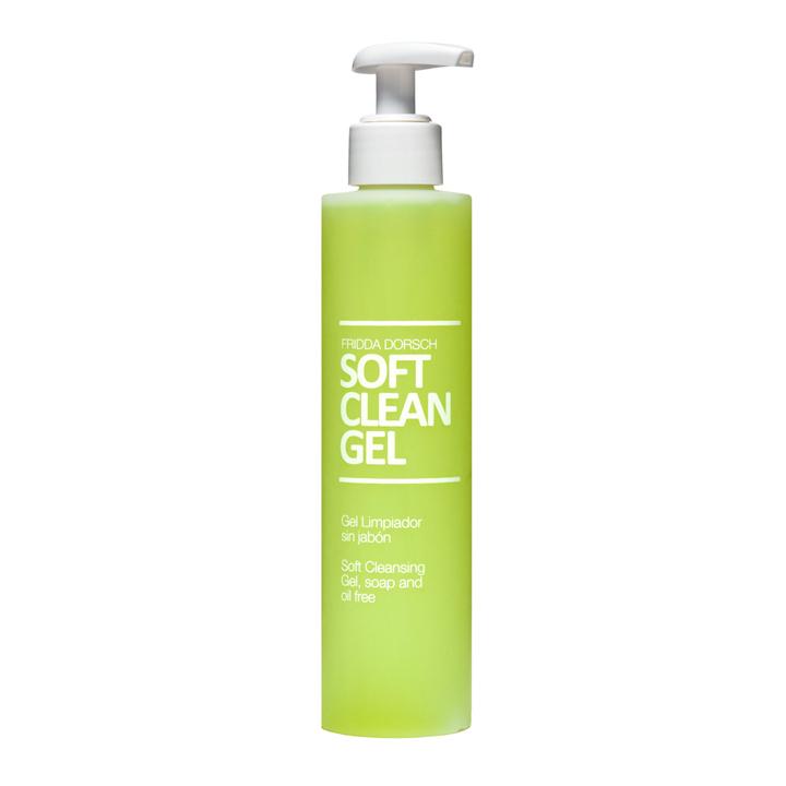 Soft Clean Gel Stem Cells de Fridda Dorsch: productos cosmética natural