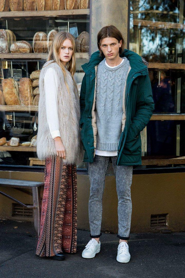 El barrio de moda en Génova