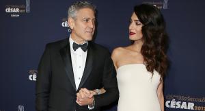 Todo lo que tienes que saber sobre el nacimiento de los mellizos de Amal Alamuddin y George Clooney