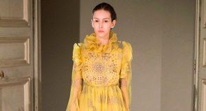 La Alta Costura inspira los vestidos de invitada que llevaremos en 2017