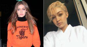 Los motivos detrás del corte de pelo de Gigi Hadid