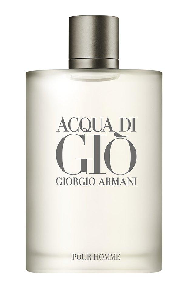 Eau de Toilette Acqua di Giò pour Homme de Giorgio Armani: San Valentín regala perfumes