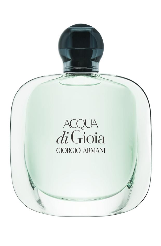 Eau de Parfum Acqua di Gioia de Giorgio Armani: productos belleza exclusivos rebajas
