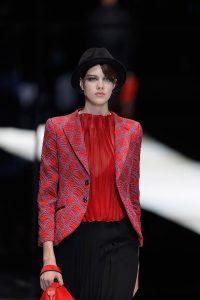 Giorgio Armani Milán Fashion Week F/W 17-18
