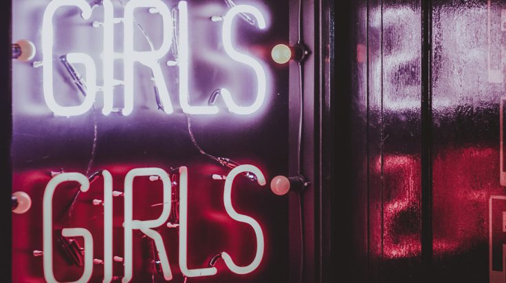 cartel girls feminismo