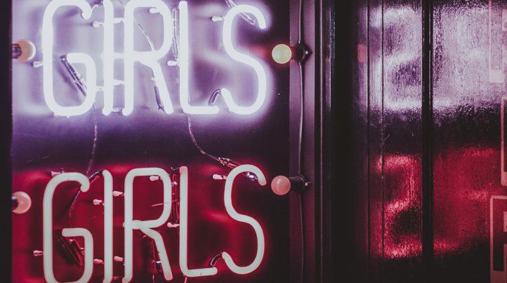 cartel girls feminismo