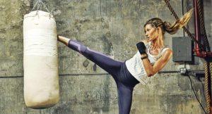 5 ejercicios de fitness que practican las celebrities