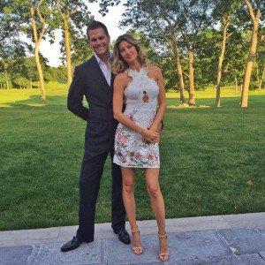 ¿Qué comen Gisele Bündchen y Tom Brady?