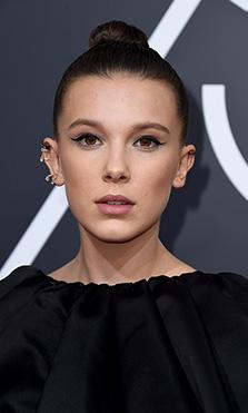 Beauty looks de los Globos de Oro 2018