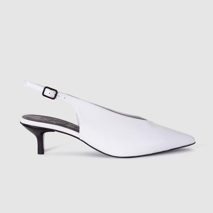 Zapatos de salón destalonados de Gloria Ortiz: productos reina street style