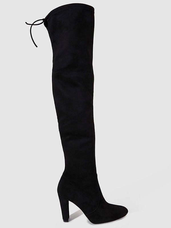 Botas de estilo mosqueteras