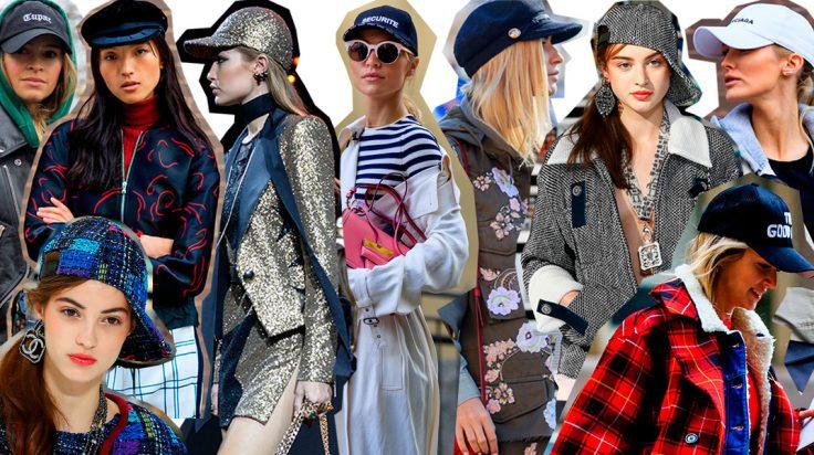 gorras tendencias accesorio