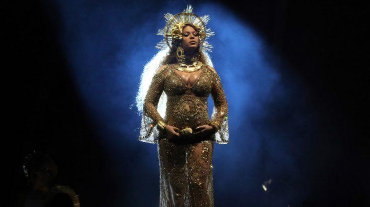 Grammy 2017 Beyonce