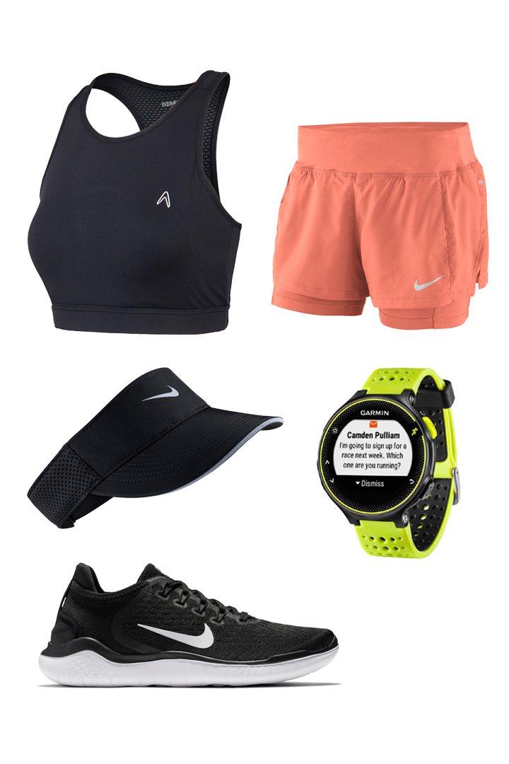 Guía deportiva: look de running