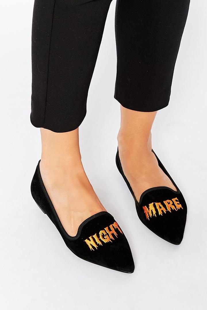 Zapatos negros nightmare