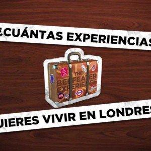 ¡Haz las maletas a Londres!
