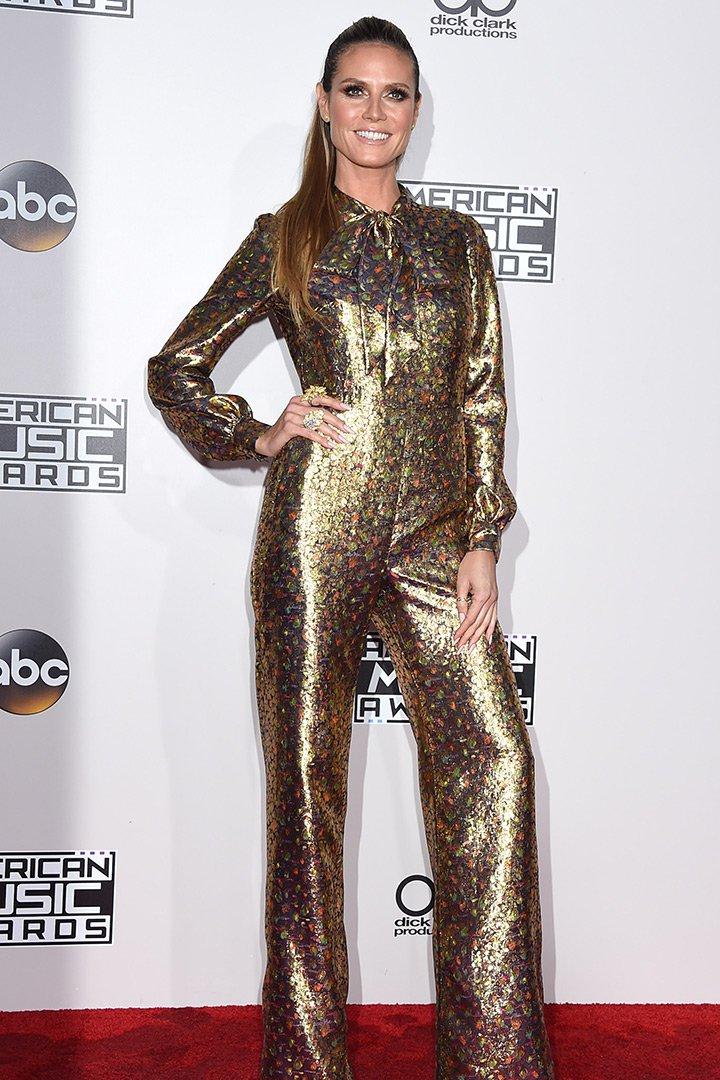 Heidi Klum american music awards