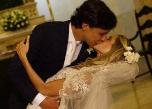 La boda de Helena Bordon