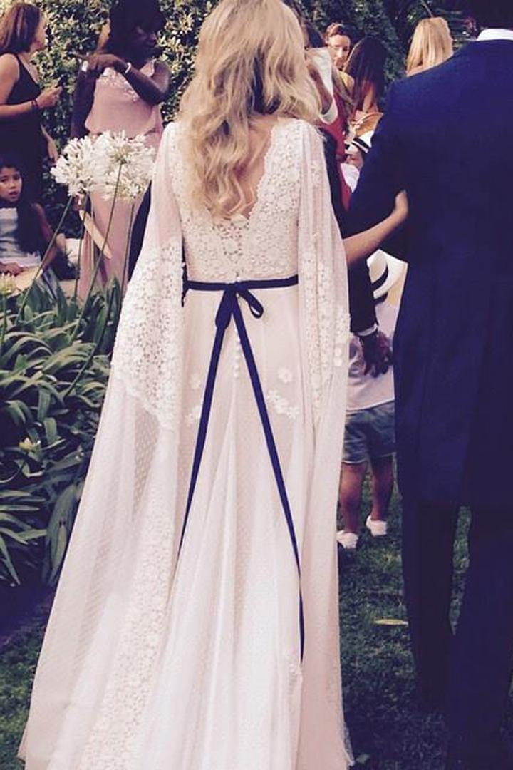 Precio vestido novia helena mareque