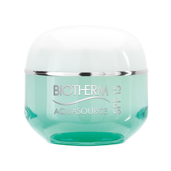 Crema Hidratante Aquasource de Biotherm: productos cuidar piel frío