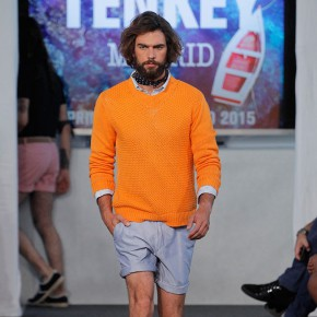 Moda de hombre primavera/verano 2015