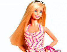 Y la actriz elegida para interpretar a 'Barbie' en una película es…