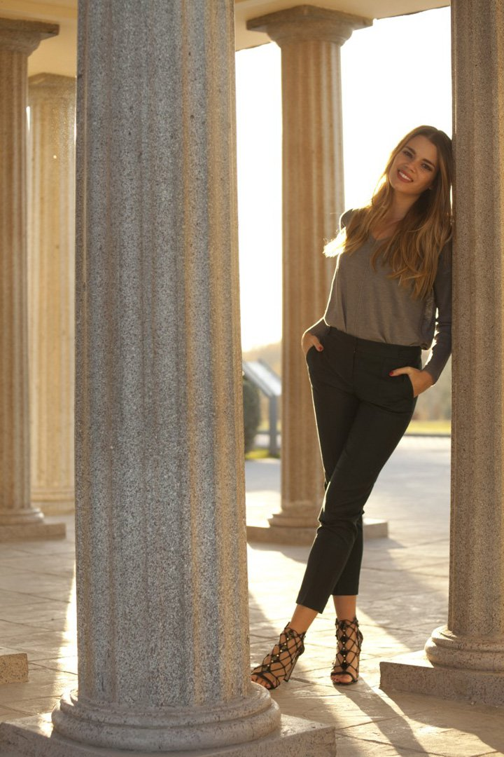 Honeydressing con total look de Fórmula Joven