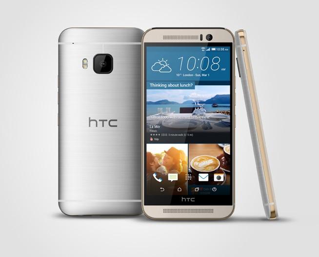 HTC One M9, ¡consíguelo!