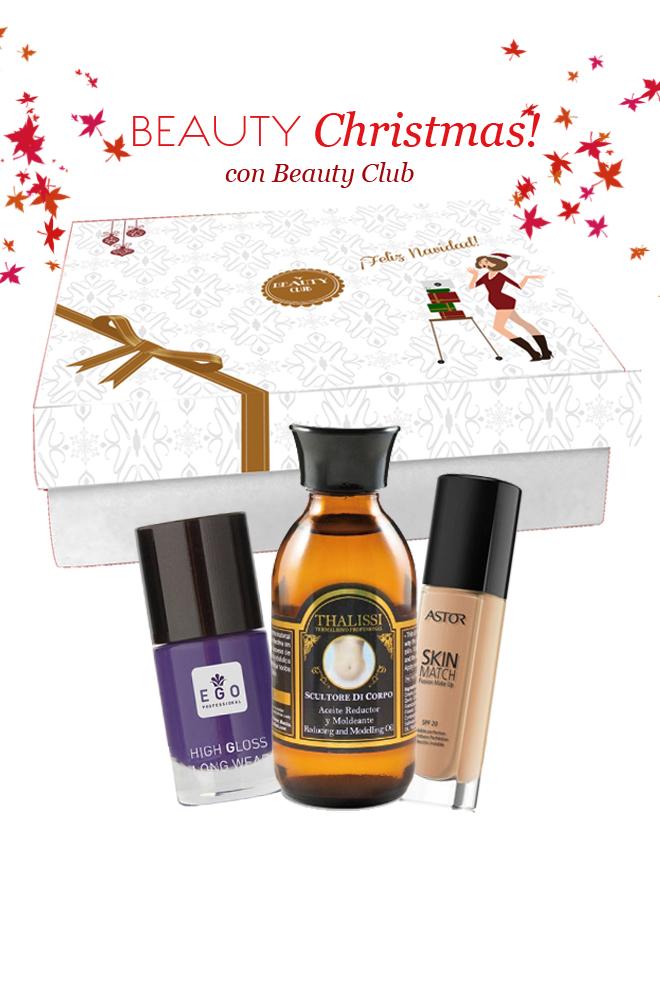 Beauty club navidad